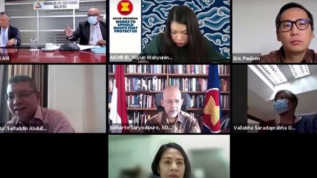အာဆီယံရဲ့ ပြည်တွင်းကိစ္စဝင်မစွက်ရေးမူနဲ့ မြန်မာ့အရေး