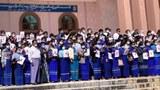 CDM ဝင်နေသော မြစ်ကြီးနားတက္ကသိုလ်က ဆရာ၊ ဆရာမများနဲ့ ဝန်ထမ်းများ