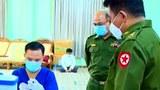 စစ်ကောင်စီ ကျန်းမာရေးဝန်ကြီးဌာန။