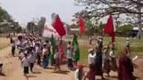 စစ်အာဏာရှင်ဆန့်ကျင်ရေး ဘုတလင်မှာ ဆန္ဒပြ