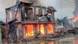 နှစ်လအတွင်း အဆောက်အအုံ ၂၀၀ နီးပါး ဖျက်ဆီးခံရကြောင်း ချင်းလူ့အခွင့်အရေးအဖွဲ့ ထုတ်ပြန်