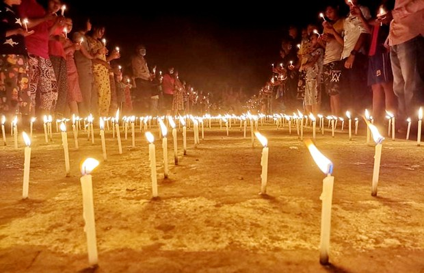 ဧပြီလ ၇ ရက် ပစ်ခတ်မှုကြောင့် အနည်းဆုံး ၂၆ ယောက်သေဆုံး