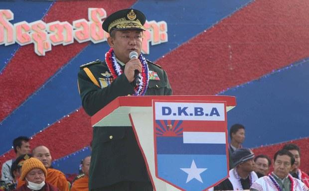 DKBA စစ်ဦးစီးချုပ် ဗိုလ်ချုပ်ကြီးစောမိုရှေး Covid-19 နဲ့ စစ်ဆေးရုံမှာ ကွယ်လွန်