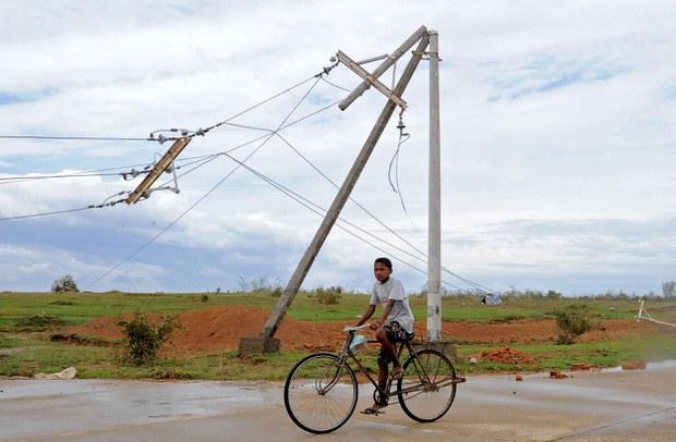 မြန်မာတစ်နိုင်ငံလုံး လျှပ်စစ်မီးပြတ်တောက်