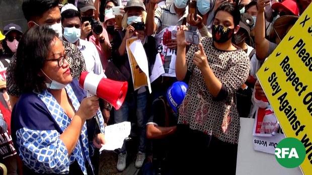 ရွေးကောက်ပွဲ ပြန်ကျင်းပမယ့် အစီအစဉ် မထောက်ခံကြောင်း အင်ဒိုနီးရှားသံရုံးပြော