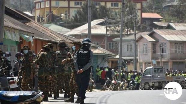 မတူပီမြို့မှာ အချင်းချင်းစကားများရင်း ပစ်ခတ်မှုကြောင့် ဒုတပ်ရင်းမှူး သေဆုံး