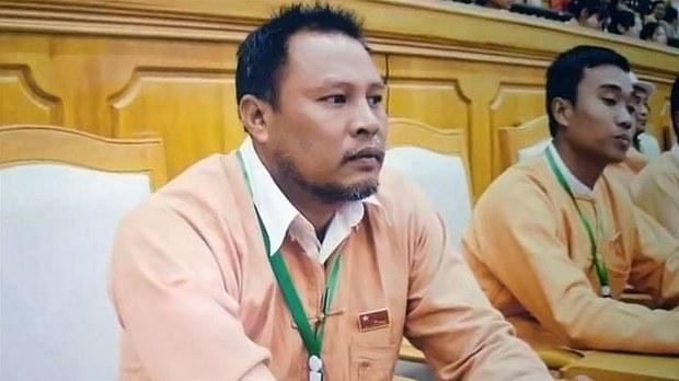 စလင်းမြို့ NLD အလုပ်အမှုဆောင် ပစ်သတ်ခံရ