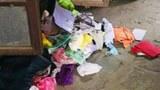ညောင်လှစံပြရွာထဲ စစ်ကောင်စီတပ် နေအိမ်အချို့ကို ဖျက်ဆီး