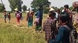 မြင်းခြံ တလုတ်မြို့ရွာမှာ စစ်ကောင်စီတပ်နဲ့ ရွာသားတွေ ပစ်ခတ်မှုဖြစ်
