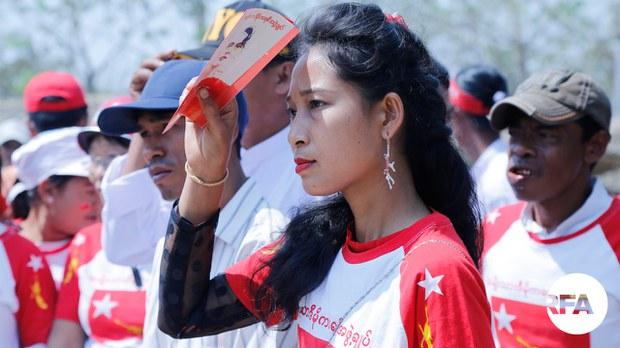 NLD ကို နိုင်ငံရေးက ဖယ်ထုတ်ဖို့ ကြိုးပမ်းချက် တရုတ် လက်ခံမှာလား