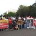 နိုင်ငံရေးအကျဉ်းသားတွေ လွတ်မြောက်ရေး အိမ်ဖြူတော်ရှေ့ လှုပ်ရှားမှု