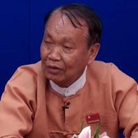 အမျိုးသားဒီမိုကရေစီအဖွဲ့ချုပ် ပြန်ကြားရေးအဖွဲ့ဝင် မုံရွာအောင်ရှင်