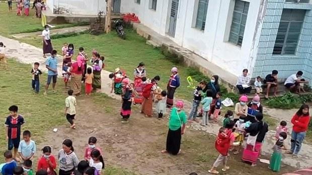 ရှမ်းပြည်မြောက်ပိုင်း ပန်ဆိုင်းနဲ့ မုံးကိုးဒေသ စစ်ရေးတင်းမာနေ