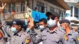 နှစ်ပတ်အတွင်း CDM လုပ်သူ ရဲနဲ့ စစ်သား ၄၀၀ ကျော်ရှိကြောင်း NUG ပြော